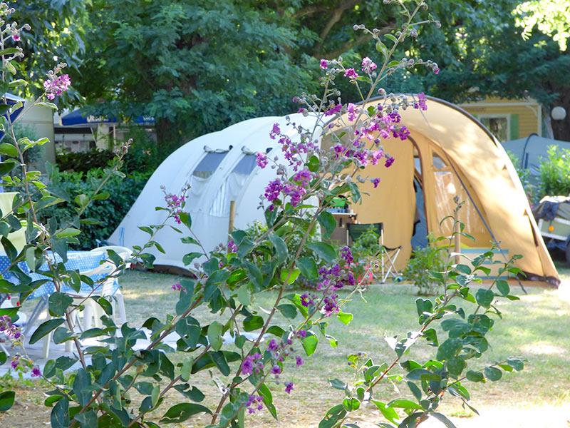 Camping Le Clapas
